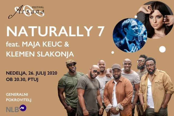 Naturally 7 feat. Maja Keuc & Klemen Slakonja