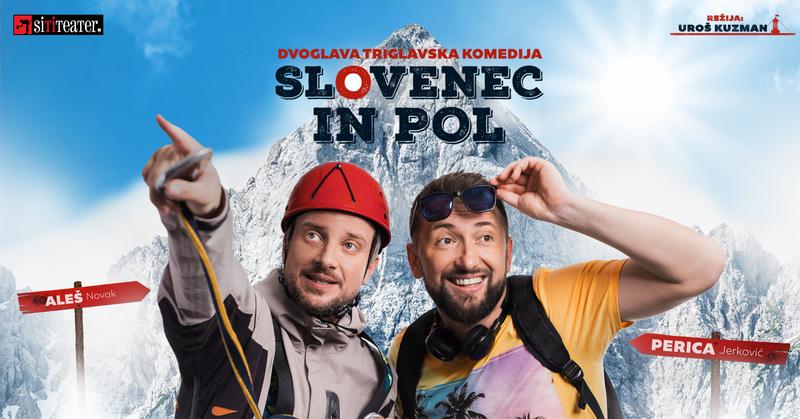 Slovenec in pol - Prestavljeno iz 28.3.!