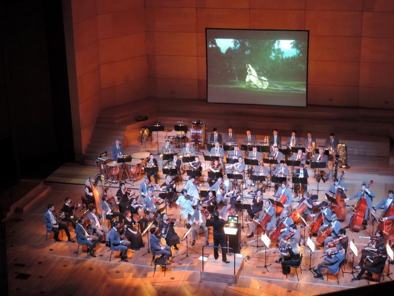 Simfonična glasba na filmskem platnu