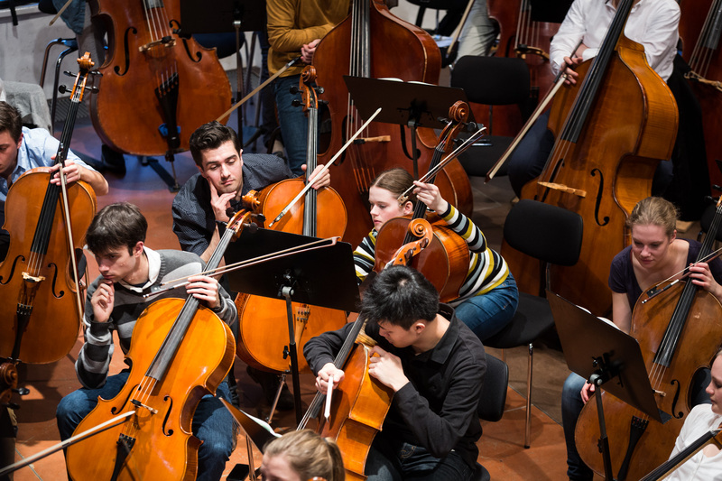 Mlada nemška filharmonija (Junge Deutsche Philharmonie)