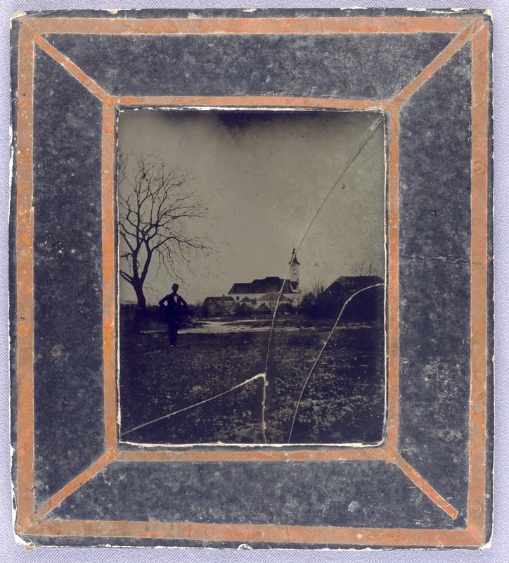 Stare fotografske tehnike: Primerki iz Oddelka za